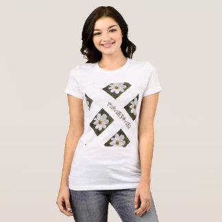 Flower power tee. flower T-Shirt