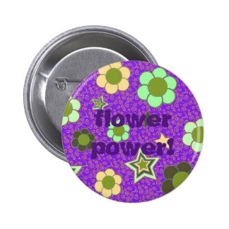 Flower Power Text Message Button