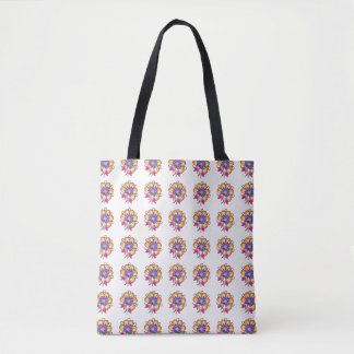 Flower power... ;) tote bag