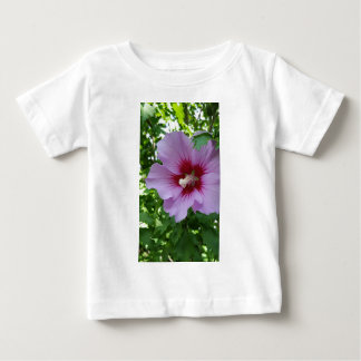 Flower Pretty In Pink Baby T-Shirt