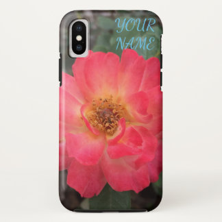 Flower Protector Case-Mate iPhone Case