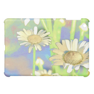 Flower Scapes Daisy Bloom iPad Mini Cases