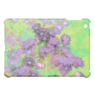 Flower Scapes Mauve Bouquet iPad Mini Cover