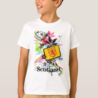 Flower Scotland T-Shirt