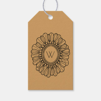 Flower Single Gift Tags