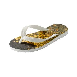 Flower Slippers Kid's Flip Flops