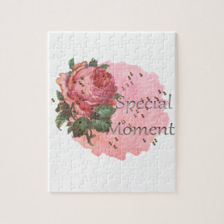 FLOWER SPECIAL MOMENTS JIGSAW PUZZLE