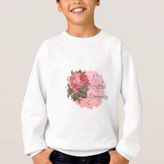 FLOWER SPECIAL MOMENTS SWEATSHIRT