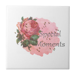 FLOWER SPECIAL MOMENTS TILE