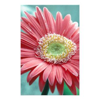 flower stationery
