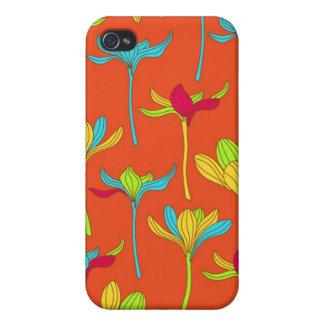 Flower Stem Speck Case Case For iPhone 4