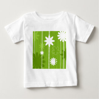Flower structure baby T-Shirt