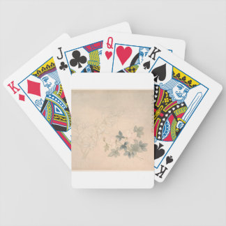Flower Study 2 - Yun Bing (Chinese) Bicycle Playing Cards