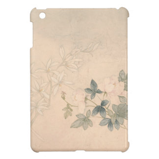 Flower Study 2 - Yun Bing (Chinese) iPad Mini Cover