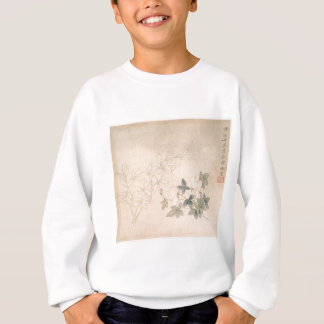 Flower Study 2 - Yun Bing (Chinese) Sweatshirt