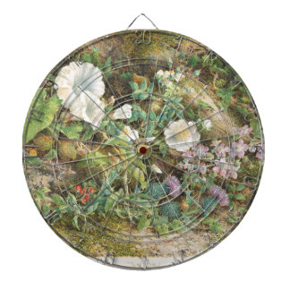 Flower Study - John Jessop Hardwick Dartboard