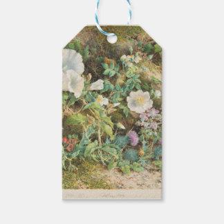 Flower Study - John Jessop Hardwick Gift Tags