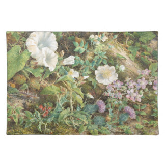Flower Study - John Jessop Hardwick Placemat