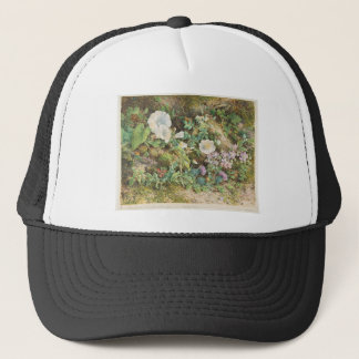 Flower Study Trucker Hat