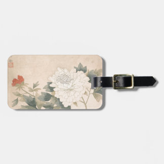Flower Study - Yun Bing (Chinese) Luggage Tag