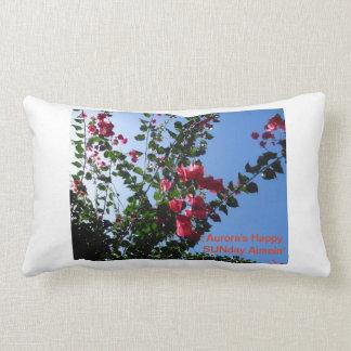 Flower-SUNday! Lumbar Pillow