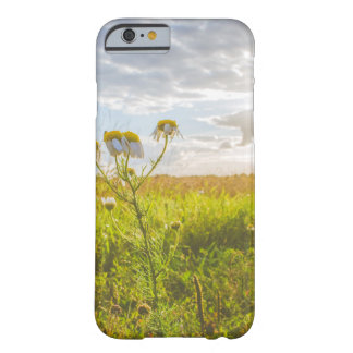 Flower Sunset Happy Barely There iPhone 6 Case