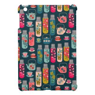 Flower Tea Vintage Florals / Andrea Lauren iPad Mini Covers