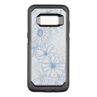 Flower themed handphone case