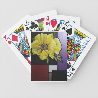 FLOWER To CUADROS_result Bicycle Playing Cards