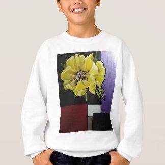 FLOWER To CUADROS_result Sweatshirt