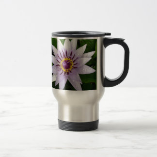 flower travel mug