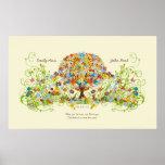 Flower Tree Print