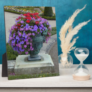 Flower Urn Plaque