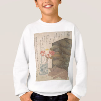 Flower Vase and Lacquer Box - Chinese Sweatshirt