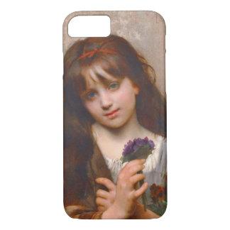 Flower Vendor 1874 iPhone 7 Case