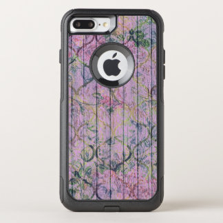 Flower Vines on the Fence OtterBox Commuter iPhone 8 Plus/7 Plus Case