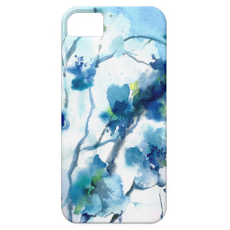 Flower watercolor case for the iPhone 5
