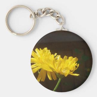 Flower Wildflower - Dandelion Keychain