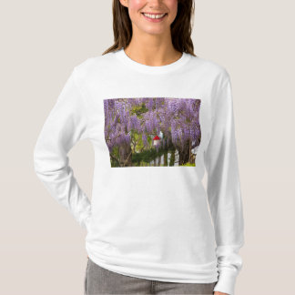 Flower - Wisteria - A house of my own T-Shirt