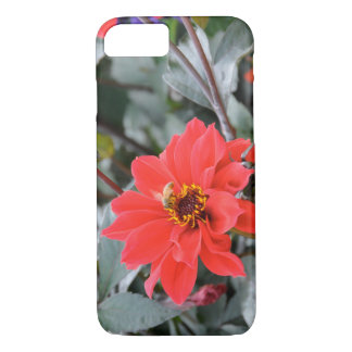 flower with honey bee iPhone 7 case