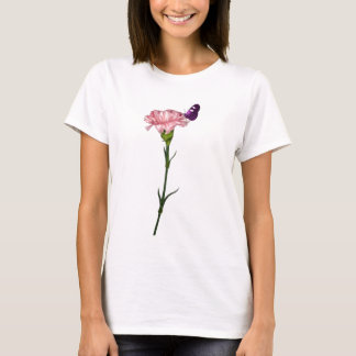 Flower With Wings T-Shirt