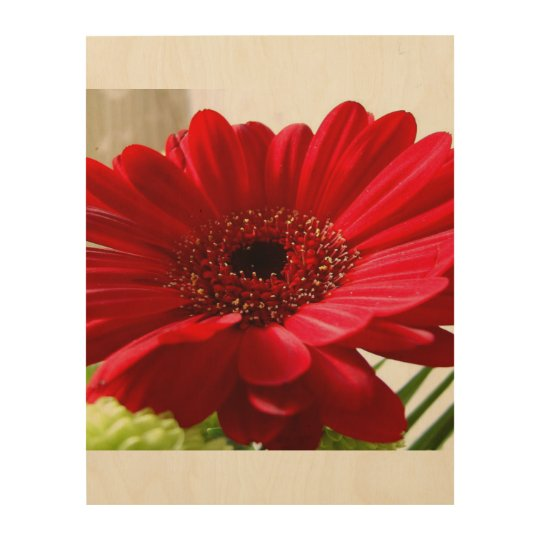 flower wood wall art