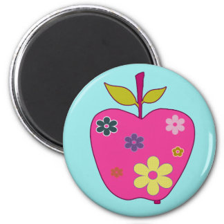 FlowerApple Magnet