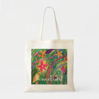 flowerburst#1 Bag