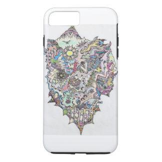 Flowerchild power iPhone 8 plus/7 plus case