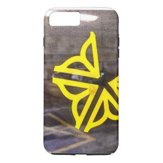 -FLOWERCITY- iPhone 7 PLUS CASE