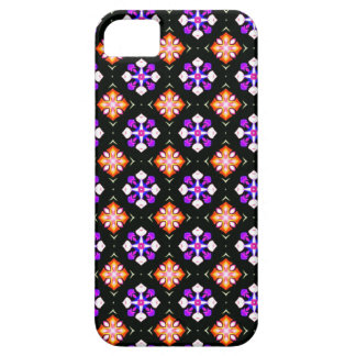 flowered and funky phone case