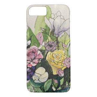 Flowered Skin iPhone 7 Case
