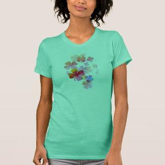 flowered tee-shirt T-Shirt