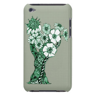 Flowered Tree 2 Barely There iPod Covers